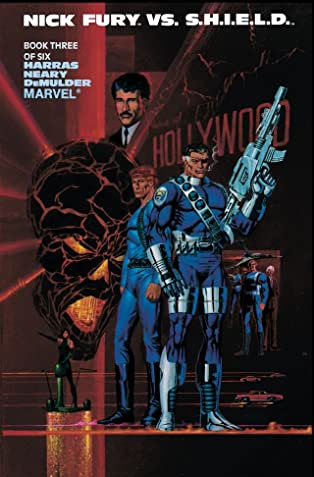 Nick Fury vs. S.H.I.E.L.D. (1988) #3 (of 6)