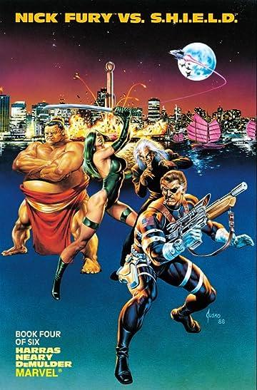 Nick Fury vs. S.H.I.E.L.D. (1988) #4