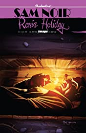 Sam Noir: Ronin Holiday #3 (of 3)