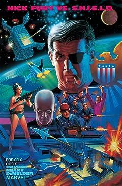Nick Fury vs. S.H.I.E.L.D. (1988) #6 (of 6)