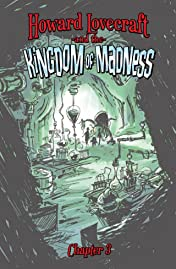 Howard Lovecraft and the Kingdom of Madness #3