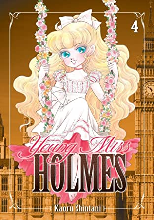 Young Miss Holmes Vol. 4