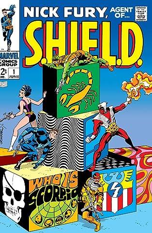 Nick Fury: Agent of S.H.I.E.L.D. (1968-1971) #1