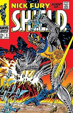 Nick Fury: Agent of S.H.I.E.L.D. (1968-1971) #2
