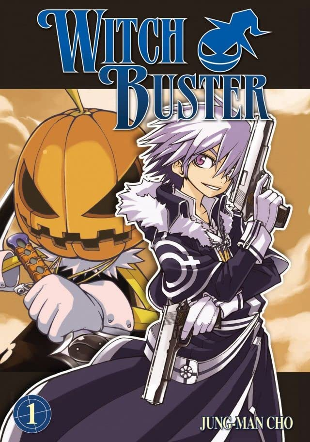 Witch Buster Vol. 1