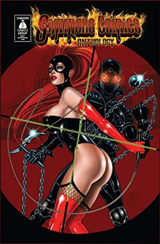 Simmons Comics Anthology Vol. 3