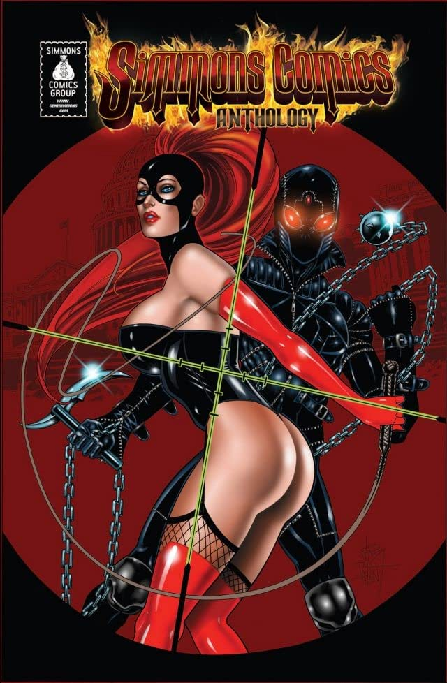 Simmons Comics Anthology Vol. 3