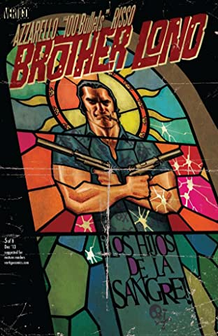 100 Bullets: Brother Lono No.5 (sur 8)