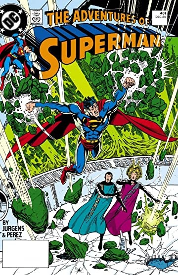 Adventures of Superman (1986-2006) #461