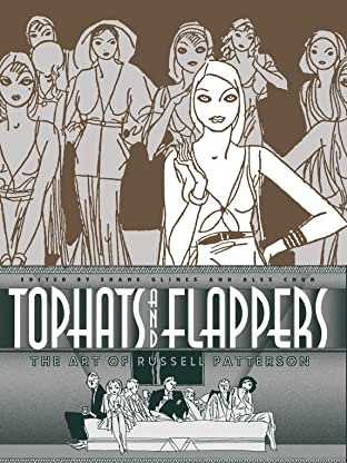 Top Hats and Flappers: The Art of Russell Patterson