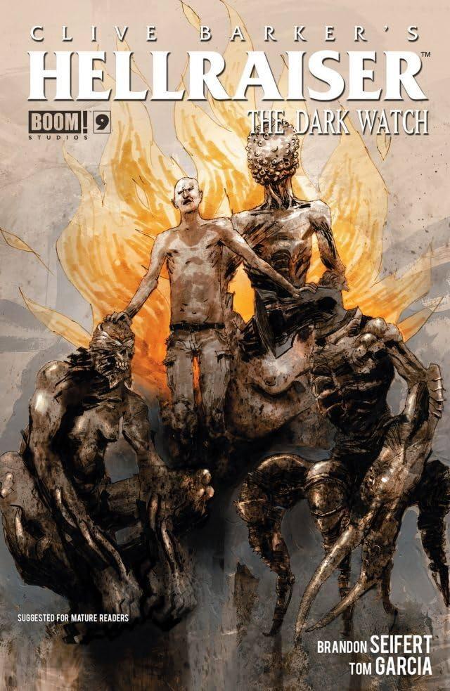 Hellraiser: The Dark Watch #9