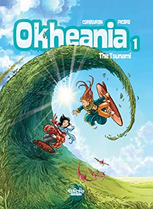 Okhéania Vol. 1: The Tsunami