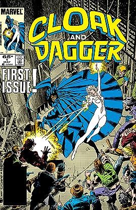 Cloak and Dagger (1985-1987) #1