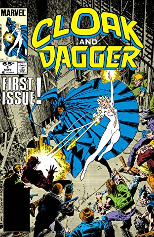 Cloak and Dagger (1985-1987) No.1