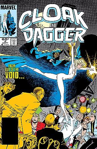 Cloak and Dagger (1985-1987) No.2
