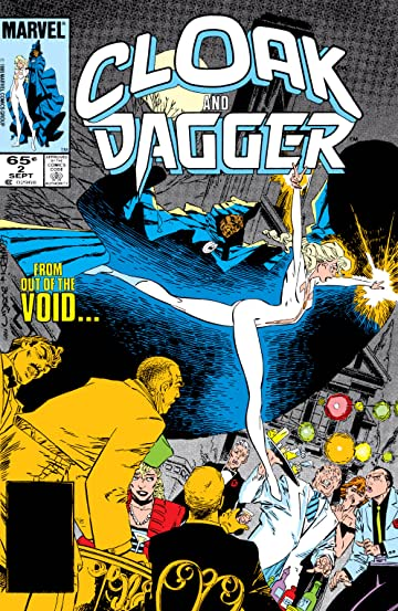 Cloak and Dagger (1985-1987) #2