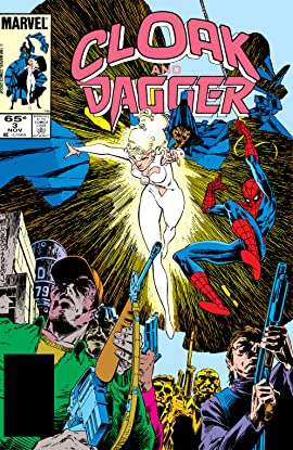 Cloak and Dagger (1985-1987) #3