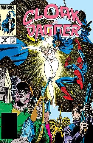 Cloak and Dagger (1985-1987) No.3