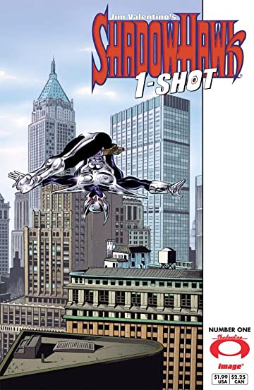 Shadowhawk One-Shot #1