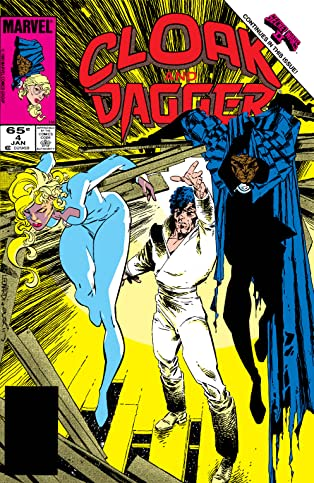 Cloak and Dagger (1985-1987) #4