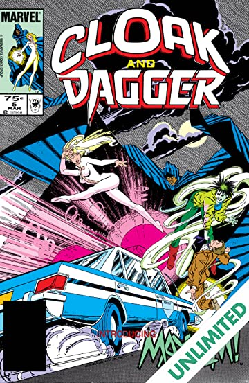 Cloak and Dagger (1985-1987) #5