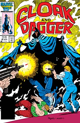Cloak and Dagger (1985-1987) #8