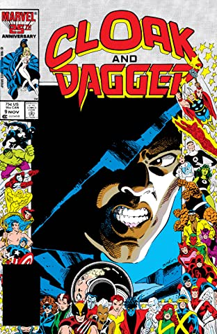 Cloak and Dagger (1985-1987) #9