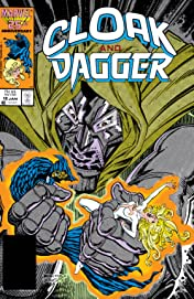 Cloak and Dagger (1985-1987) #10