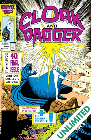 Cloak and Dagger (1985-1987) #11