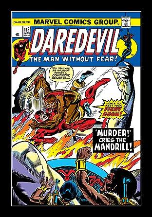 Daredevil (1964-1998) #112