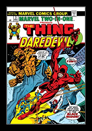Marvel Two-In-One (1974-1983) #3