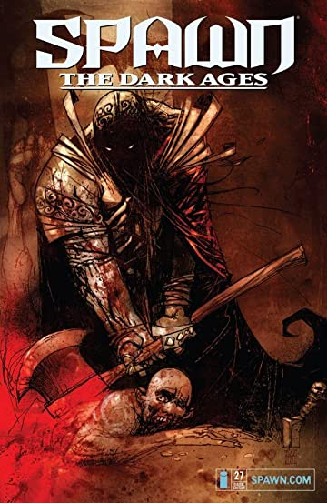 Spawn: The Dark Ages #27