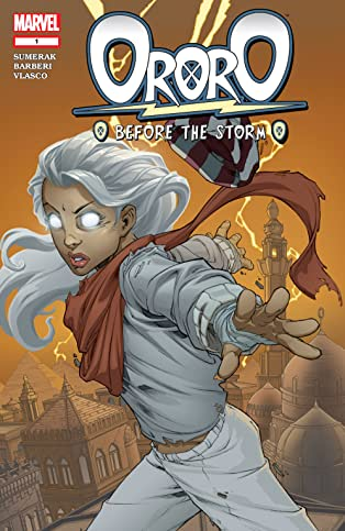 Ororo: Before The Storm (2005) #1 (of 4)