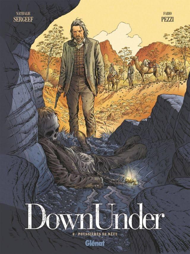 Down Under Vol. 2: Poussières de rêve