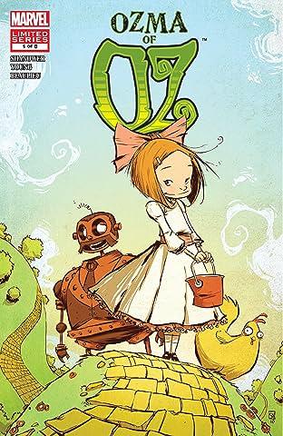 Ozma of Oz (2010-2011) #1 (of 8)