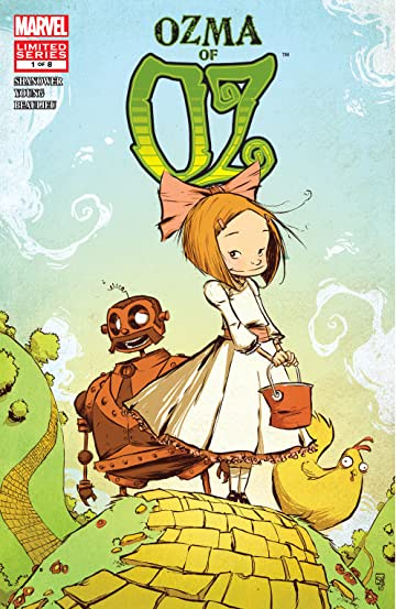 Ozma of Oz (2010-2011) #1 (of 8)