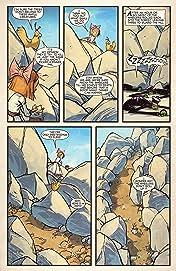 Ozma of Oz (2010-2011) #2 (of 8)