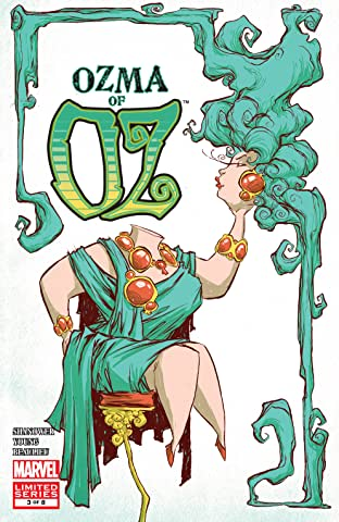 Ozma of Oz (2010-2011) #3 (of 8)