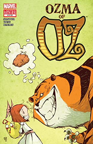 Ozma of Oz (2010-2011) #4 (of 8)