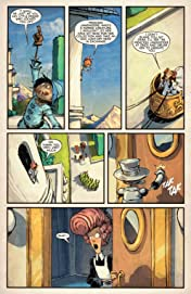 Ozma of Oz (2010-2011) #4 (of 8)