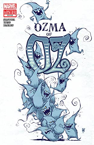 Ozma of Oz (2010-2011) #5 (of 8)