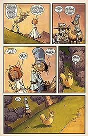 Ozma of Oz (2010-2011) #5 (of 8)