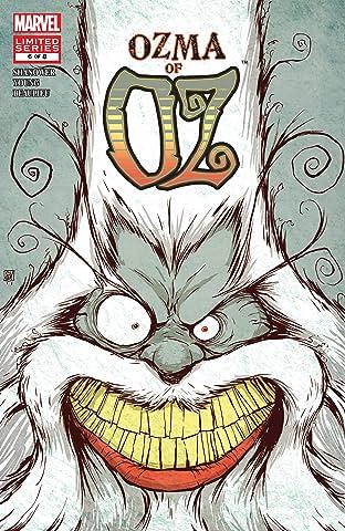 Ozma of Oz (2010-2011) #6 (of 8)