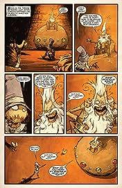 Ozma of Oz (2010-2011) #7 (of 8)
