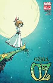 Ozma of Oz (2010-2011) #8 (of 8)