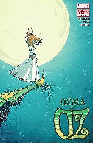 Ozma of Oz (2010-2011) #8 (of 8)