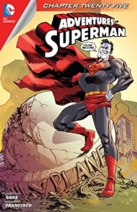 Adventures of Superman (2013-2014) #25