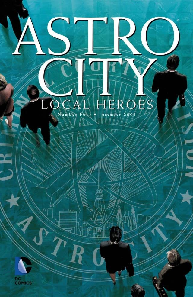 Astro City: Local Heroes (2003-2004) #4 (of 5)