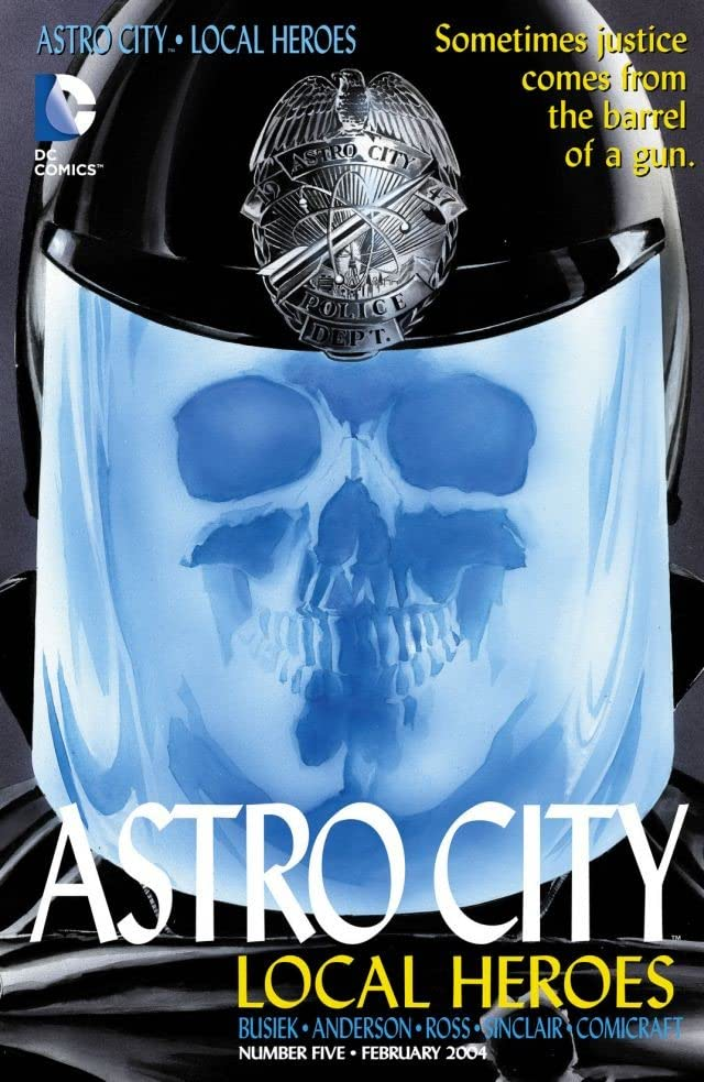 Astro City: Local Heroes (2003-2004) #5 (of 5)