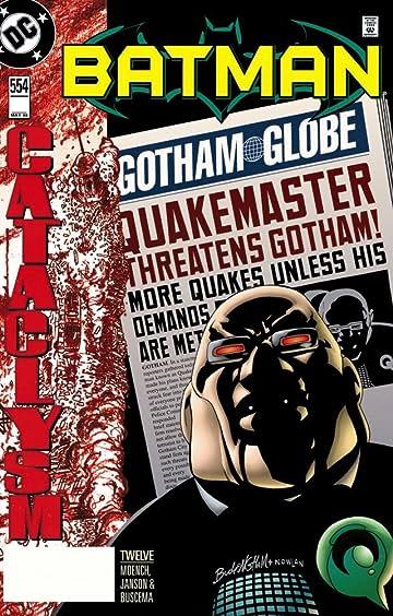 Batman (1940-2011) #554